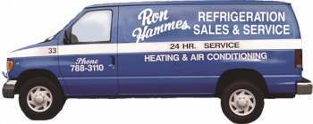 Call Ron Hammes Refrigeration Sales & Service Today