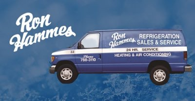 Ron Hammes Refrigeration is hiring!