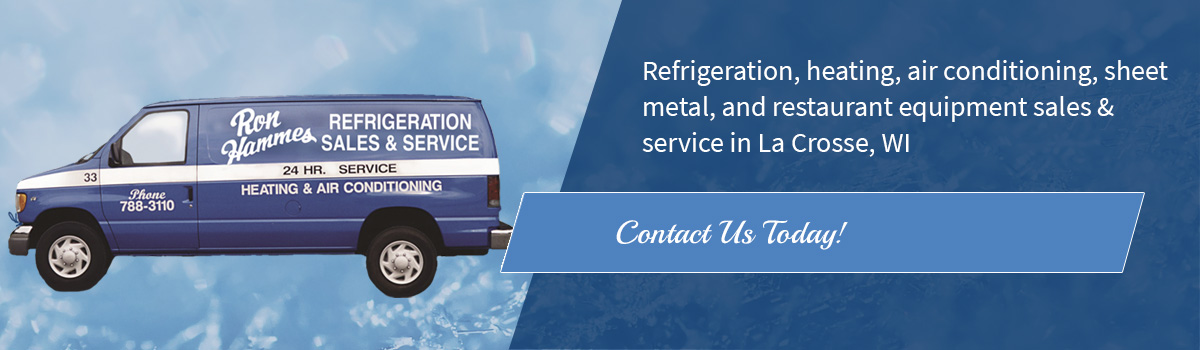 Contact Ron Hammes Refrigeration