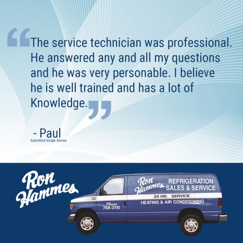 Thanks for the 5-star review, Paul!