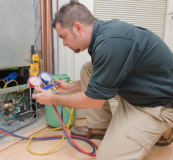Ron Hammes Refrigeration Heating Air Conditioning Services in La Crosse WI